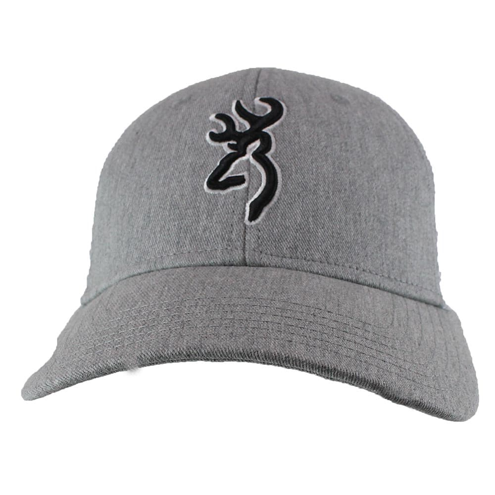 3a9c03230 Browning Gameday Heather Grey Hat
